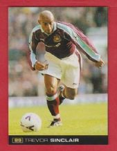 West Ham United Trevor Sinclair England